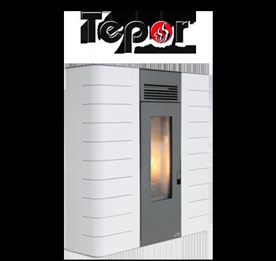 modello tepor termostufa slim idro